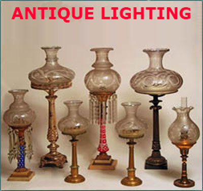 Antique Lighting Joan Bogart Antiques